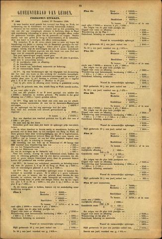 Handelingen van de Raad 1889-11-23