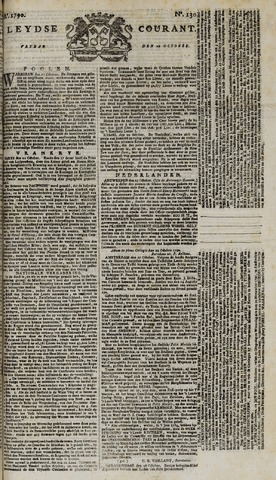 Leydse Courant 1790-10-29