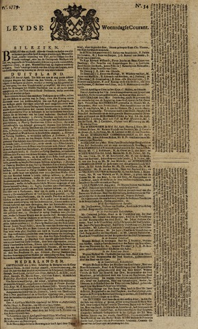 Leydse Courant 1779-05-05