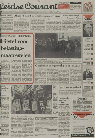Leidse Courant 1989-12-13