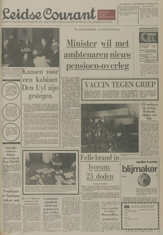 Leidse Courant 1973-02-07