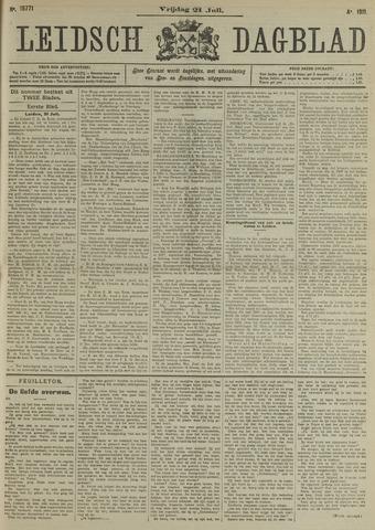Leidsch Dagblad 1911-07-21