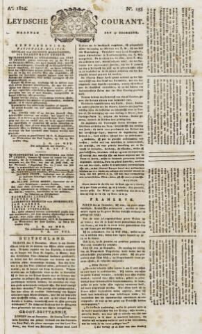 Leydse Courant 1824-12-27