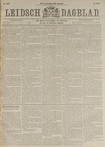 Leidsch Dagblad 1896-04-29