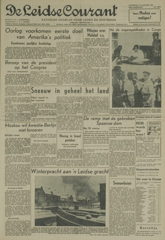 Leidse Courant 1959-01-10