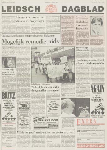 Leidsch Dagblad 1990-04-13