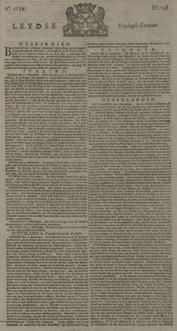 Leydse Courant 1739-12-11