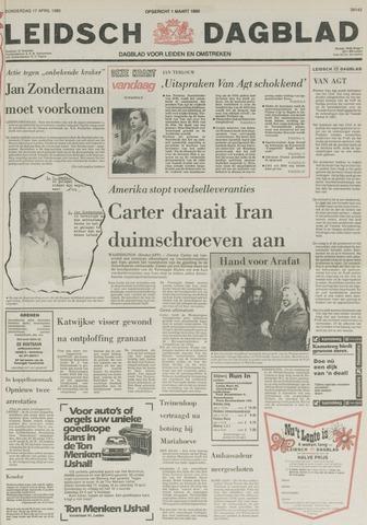 Leidsch Dagblad 1980-04-17