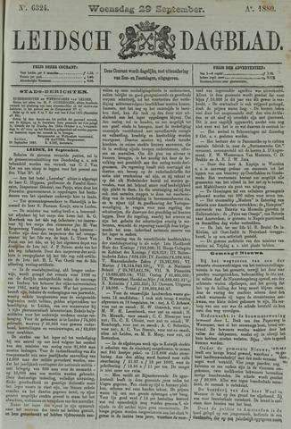 Leidsch Dagblad 1880-09-29