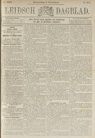 Leidsch Dagblad 1892-10-01