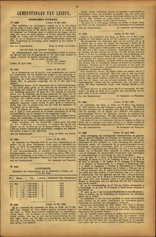 Handelingen van de Raad 1893-05-18