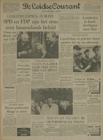 Leidse Courant 1969-10-01