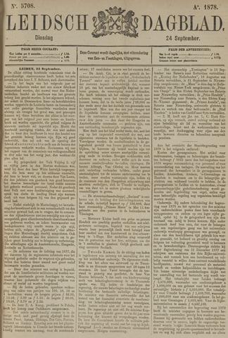 Leidsch Dagblad 1878-09-24