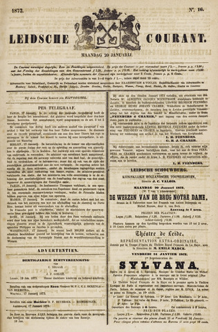 Leydse Courant 1873-01-20