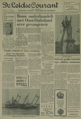 Leidse Courant 1964-10-09