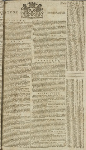 Leydse Courant 1772-06-26