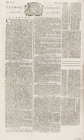Leydse Courant 1818-09-23