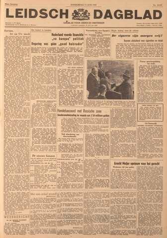 Leidsch Dagblad 1947-06-12