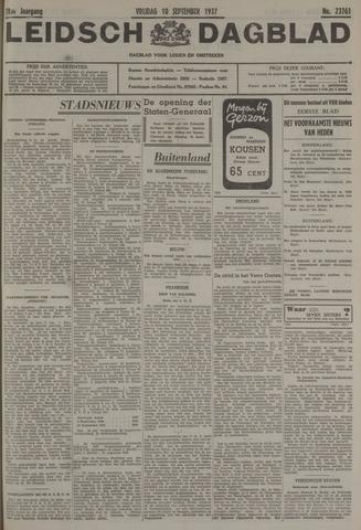 Leidsch Dagblad 1937-09-10