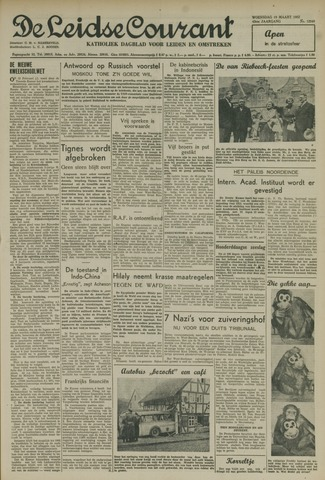 Leidse Courant 1952-03-19