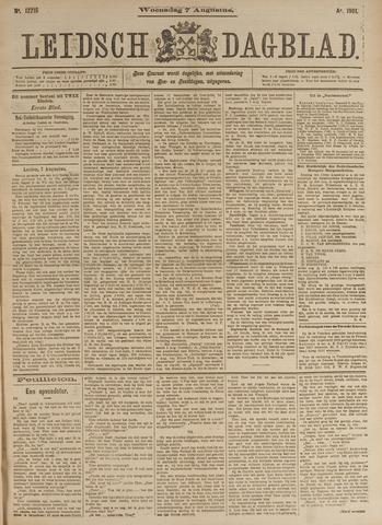 Leidsch Dagblad 1901-08-07
