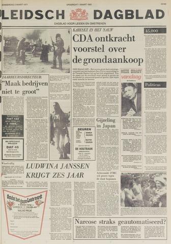 Leidsch Dagblad 1977-03-03
