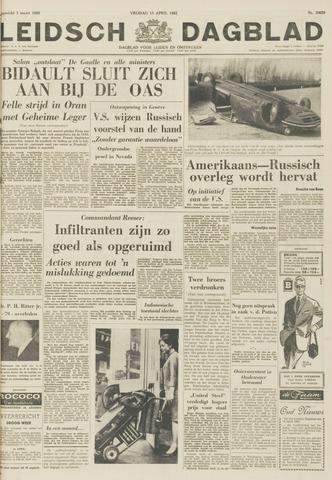 Leidsch Dagblad 1962-04-13