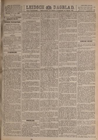 Leidsch Dagblad 1920-10-20