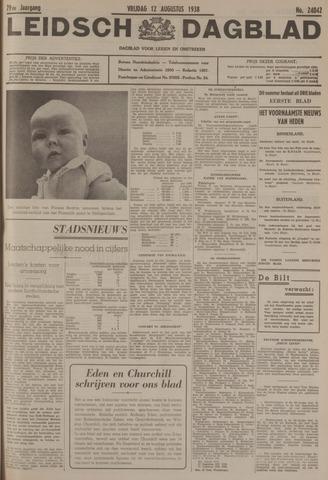 Leidsch Dagblad 1938-08-12