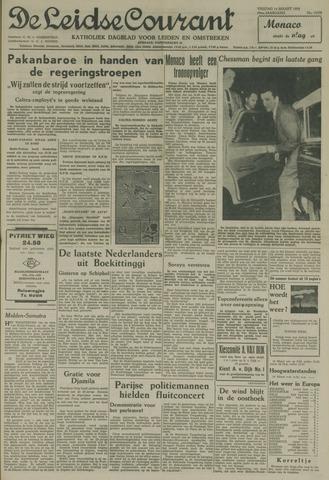 Leidse Courant 1958-03-14