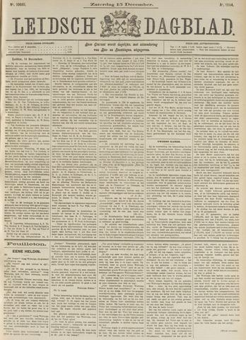 Leidsch Dagblad 1894-12-15