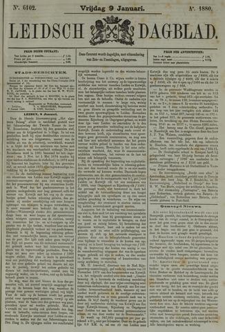Leidsch Dagblad 1880-01-09