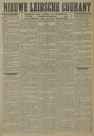 Nieuwe Leidsche Courant 1923-03-08