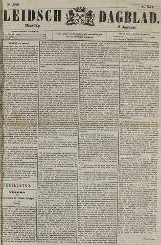 Leidsch Dagblad 1873-01-07