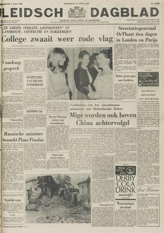 Leidsch Dagblad 1966-04-27
