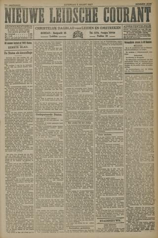 Nieuwe Leidsche Courant 1927-03-05