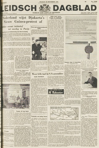Leidsch Dagblad 1951-11-16
