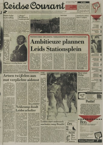 Leidse Courant 1989-02-23