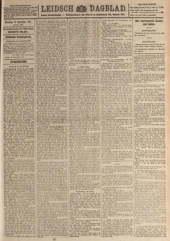 Leidsch Dagblad 1921-09-19