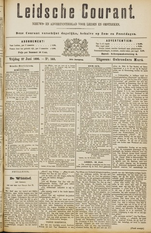 Leydse Courant 1890-06-27