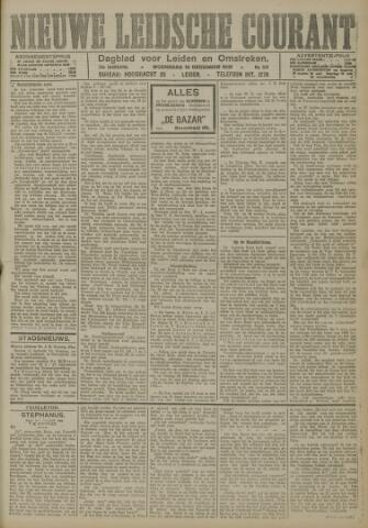 Nieuwe Leidsche Courant 1921-12-14
