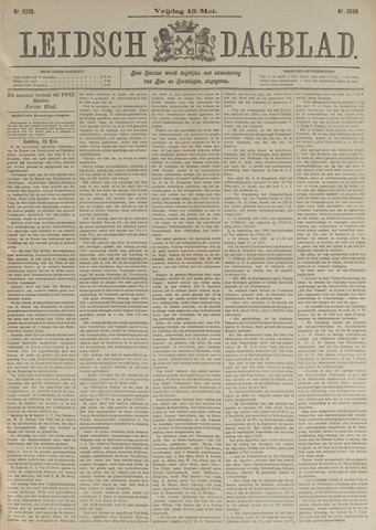 Leidsch Dagblad 1896-05-15