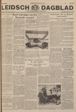 Leidsch Dagblad 1951-08-08