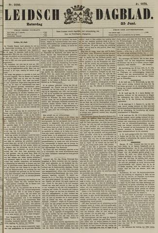 Leidsch Dagblad 1870-06-25