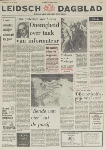 Leidsch Dagblad 1977-07-21