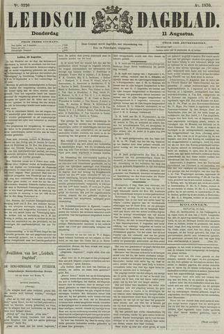 Leidsch Dagblad 1870-08-11