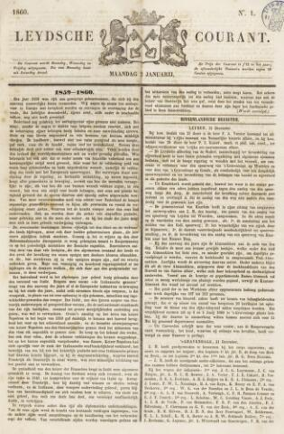 Leydse Courant 1860