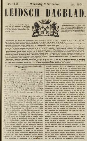 Leidsch Dagblad 1864-11-02