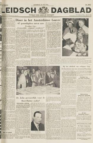 Leidsch Dagblad 1954-07-24