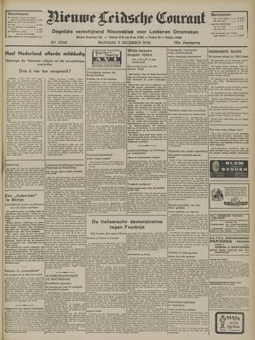 Nieuwe Leidsche Courant 1938-12-05